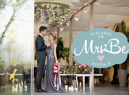 Diana and William | Romantic elopement in private Chateau Mcely.