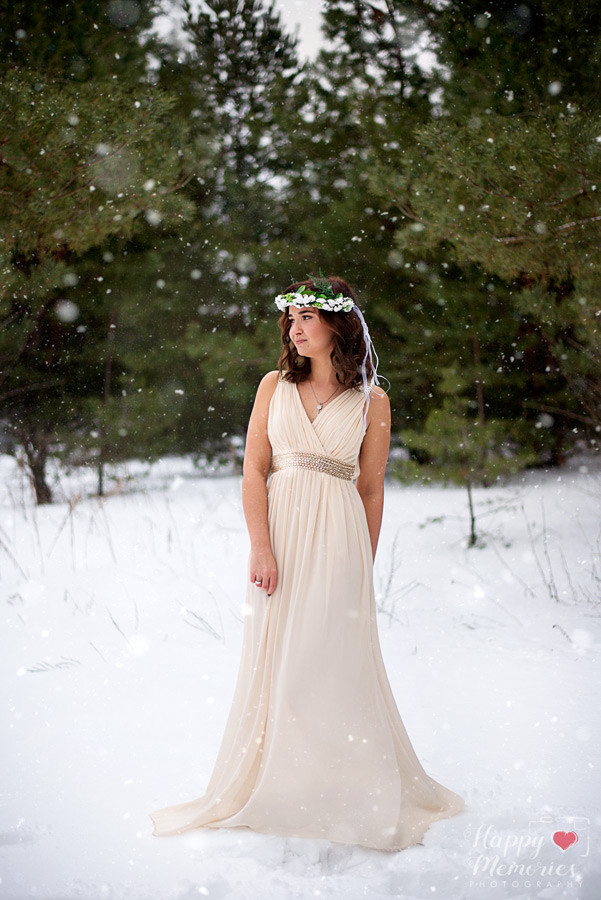 winter bride wedding photography dungarvan waterford cork