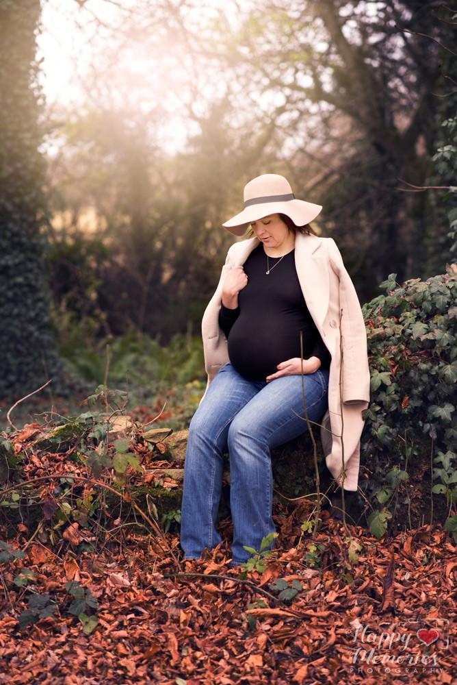 maternity photoshoot dungarvan happy memories photography