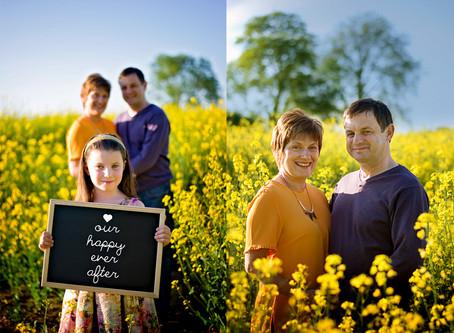 Blathnaid + Mark = 11th wedding anniversary photo session | Dungarvan