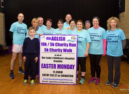Aglish Fun Run/Walk in aid of Children's Hospital Crumlin