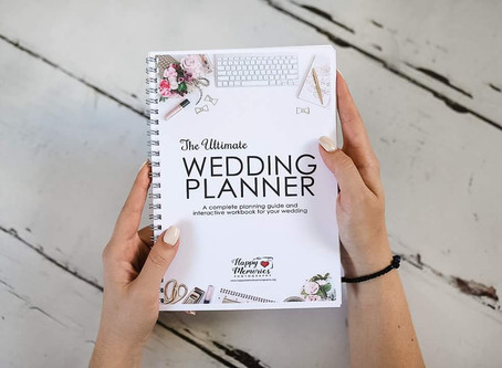 FREE and EXCLUSIVE Wedding Planner to all couples who book wedding with Happy Memories Photography.