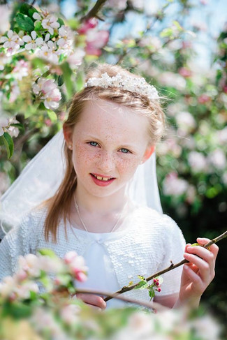 First Holy Communion Photography in West Waterford / East Cork.