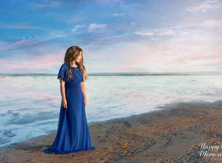 Alex's Sunset Photosession | Whiting Bay