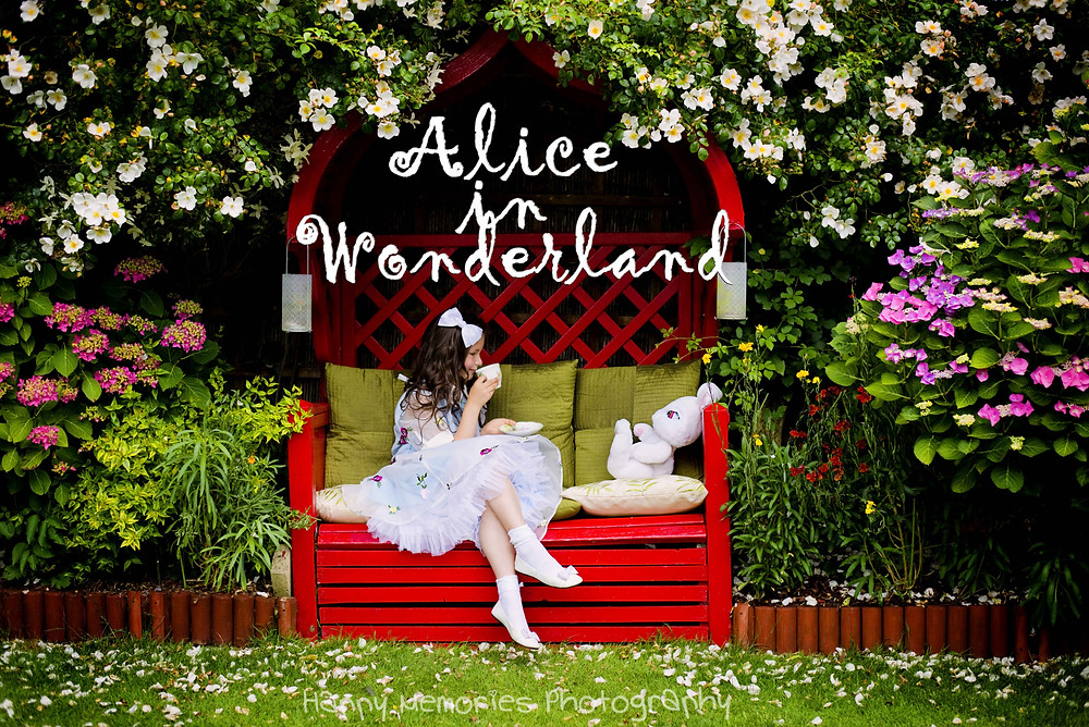 alice in wonderland poto tips halloween diy photosession