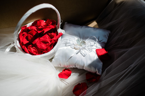 Trim Castle Hotel wedding photographer ireland dungarvan ring cushion