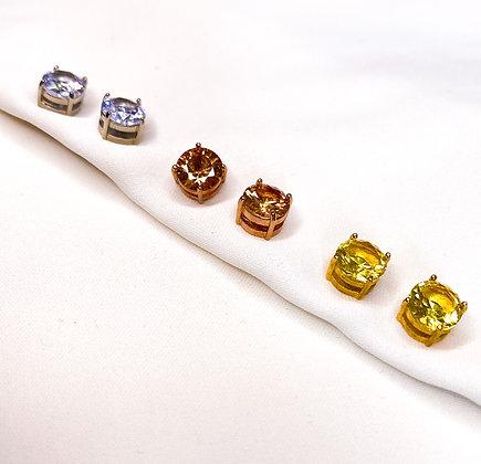 Diamonds   Diamanten   Studs   Knopjes   Clipoorbellen   Magnetische oorbel   Oorbellen zonder piercing   Klipoorbellen
