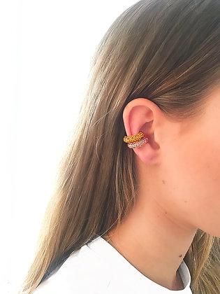 Set earcuffs | Earcuff | Clipoorbellen | Oorclips | Oorbellen zonder piercing | Oorbellen met clips | Klipoorbellen