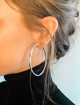 Ringen | Stoer | Hoops | Goud | Chique oorbellen | Sieraden |clipoorbel | Clipoorbellen | Oorclips