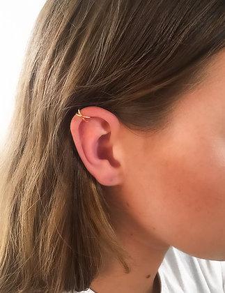 Earcuff | Conch | Earcuffs Clipoorbel | Clipoorbellen | Oorclips | Oorbellen zonder piercing | Oorbellen met clips