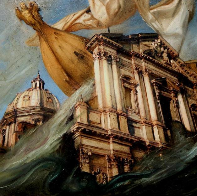Sul problema dell'acqua alta a Roma.jpg
