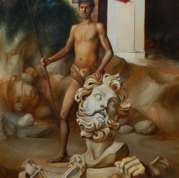 Variazione sul tema di David e Golia