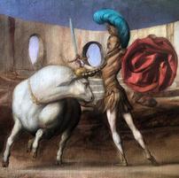 Tauromachia sacra, ovvero, Apis e Achille