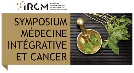 Symposium Médecine Intégrative et Cancer