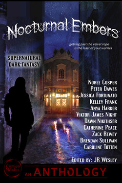 Nocturnal Embers cover
