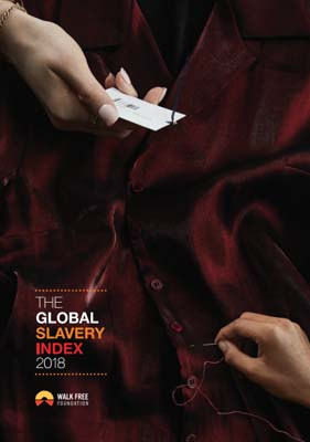 The Global Slavery Index 2018