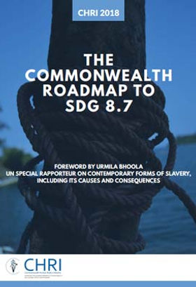 The Commonwealth Roadmap to SDG 8.7