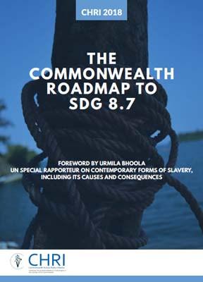 The Commonwealth Roadmap to SDG 8.7