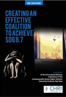 Creating an Effective Coalition to Achieve SDG 8.7