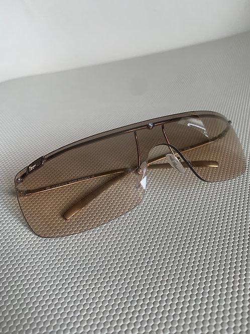 Vintage Gucci Rimless Sunglasses