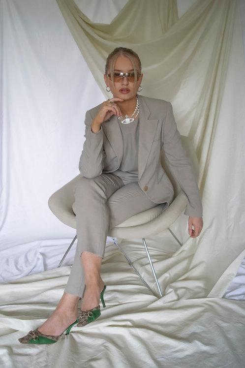 Pre-owned Mani 3 Piece Suit