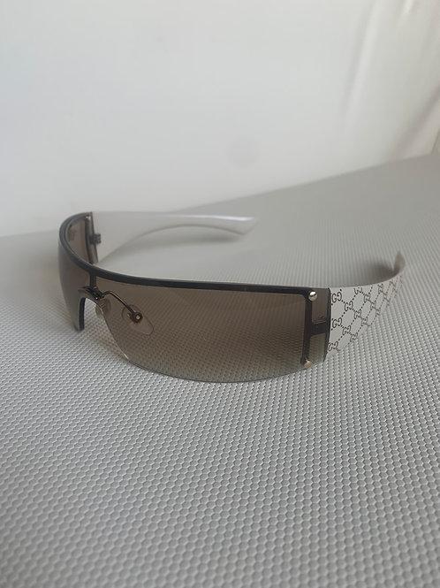 Vintage Gucci Monogram Sunglasses