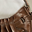 Thumbnail: Vintage DKNY Brown Leather Mini Bag