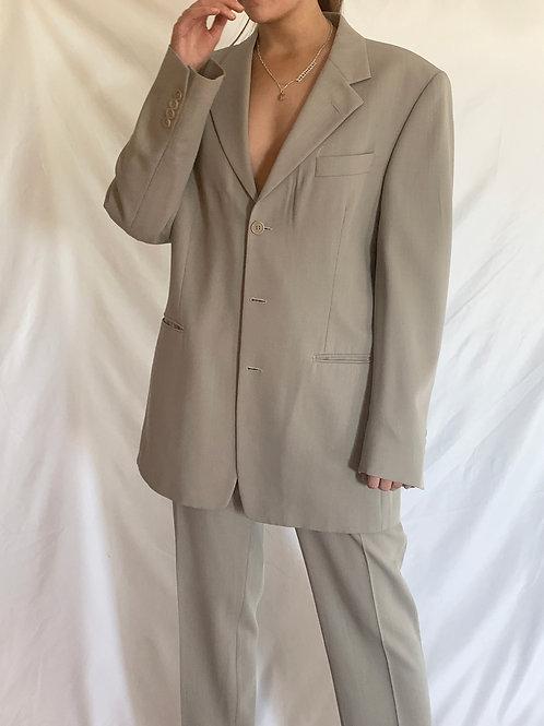 Reworked Yves Saint Laurent Suit