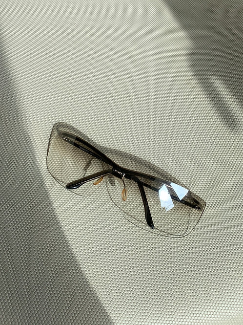 Vintage Chanel Rimless Sunglasses