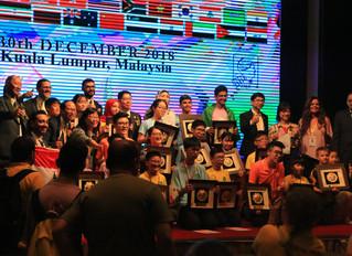 2018 Competition in Kuala Lumpur, Malaysia