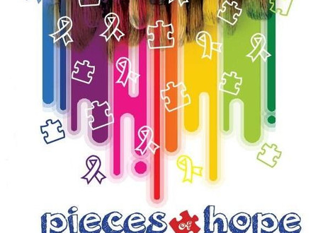 April Exhibit: Pieces of Hope and Compassion