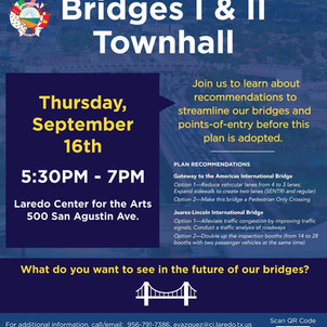 Bridges I & Townhall II