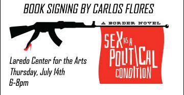 Book Signing @ LCA: Carlos Flores