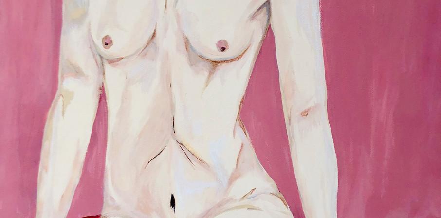 I Am Naked: Detail