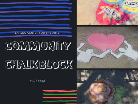 COMMUNITY CHALK BLOCK