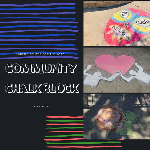 COMMUNITY CHALK BLOCK