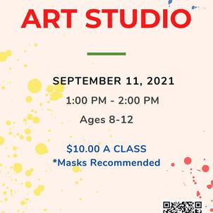 LCA Kids Art Studio