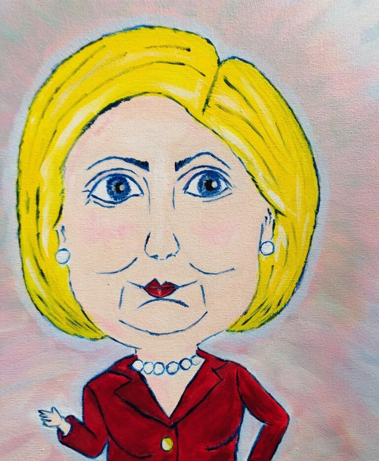 Hillary Detail