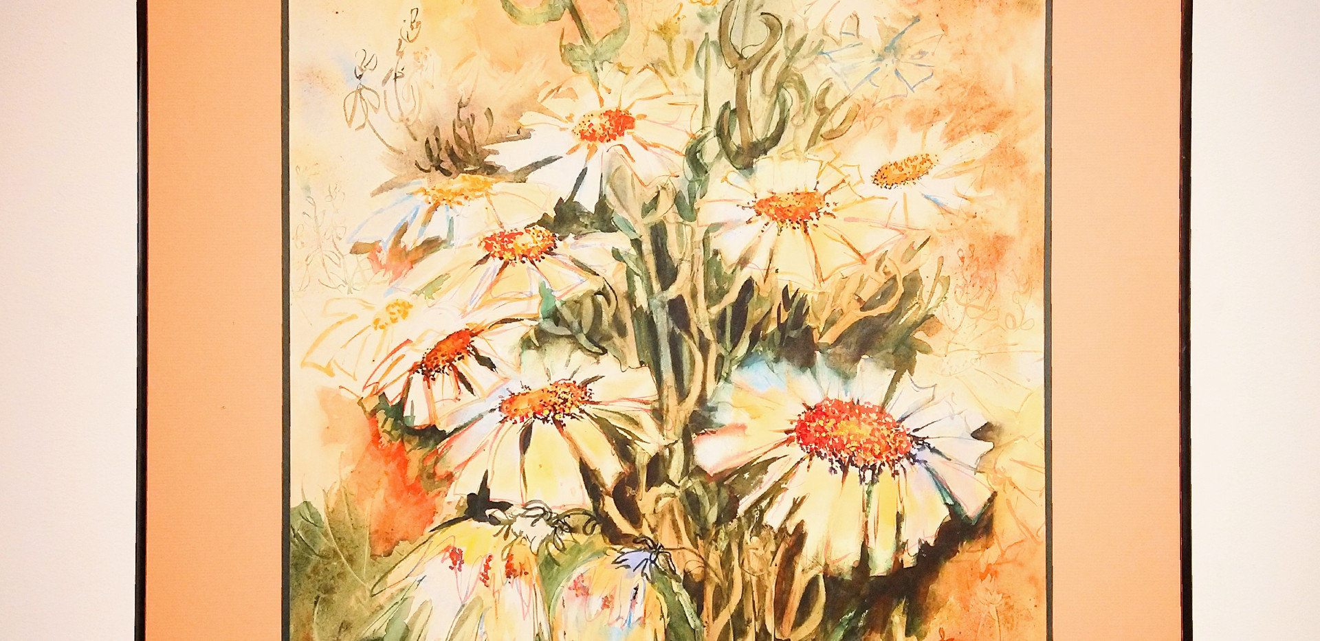 Dorthy Bertain Untitled  Watercolor