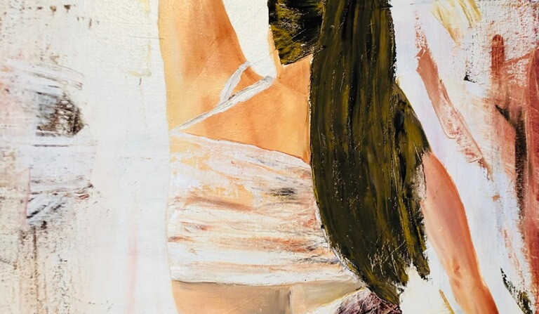 Danzante: Detail