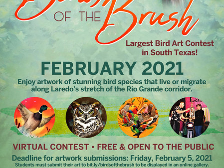 Birds of the Brush