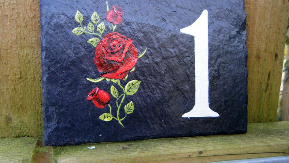 1 roses