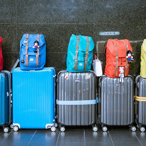 Top 10 tips for packing sensibly for a holiday