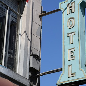 My top tips for booking a hotel