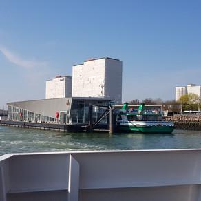 Sailing on the Gosport Ferry