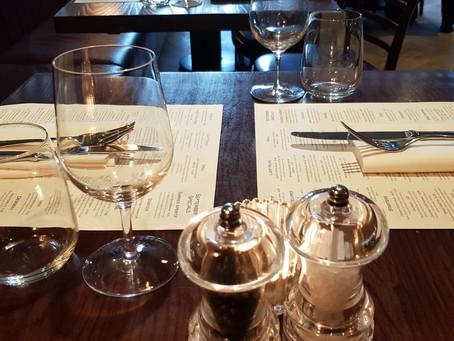 Dinner at Côte Brasserie – Soho