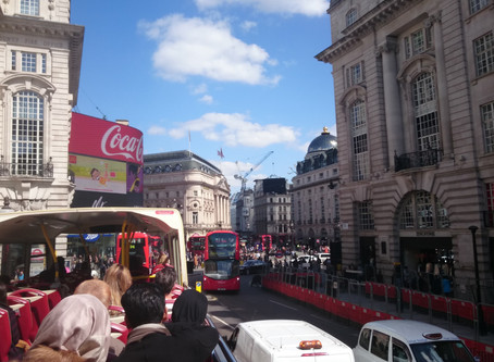 Why open top bus is the best way to see a city
