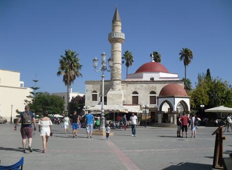 A Day In Kos Town