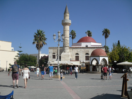 ‌A Day In Kos Town‌