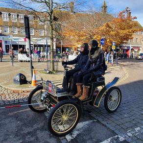 London to Brighton Veteran Car Run 2019